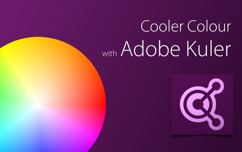 Cooler Colour with Adobe Kuler