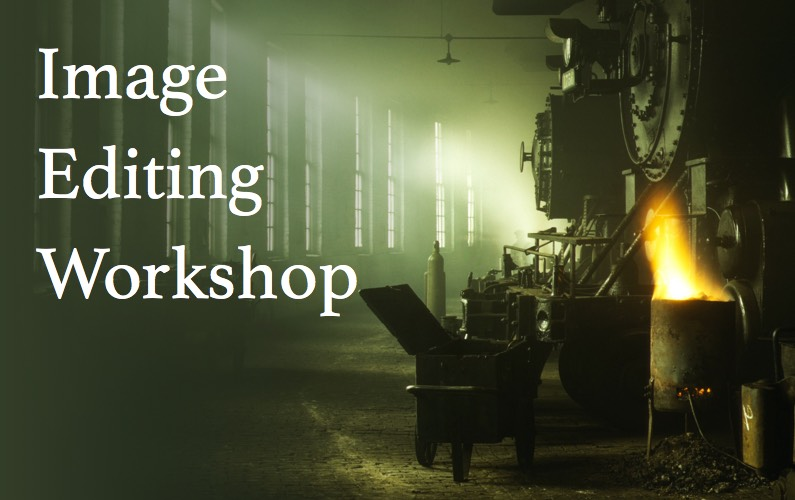 The 2015 Great Image Editing Workshop