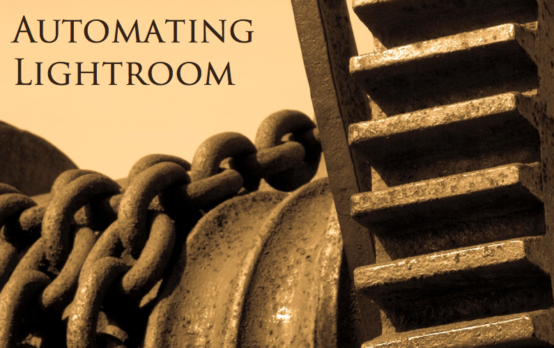 Automating Lightroom