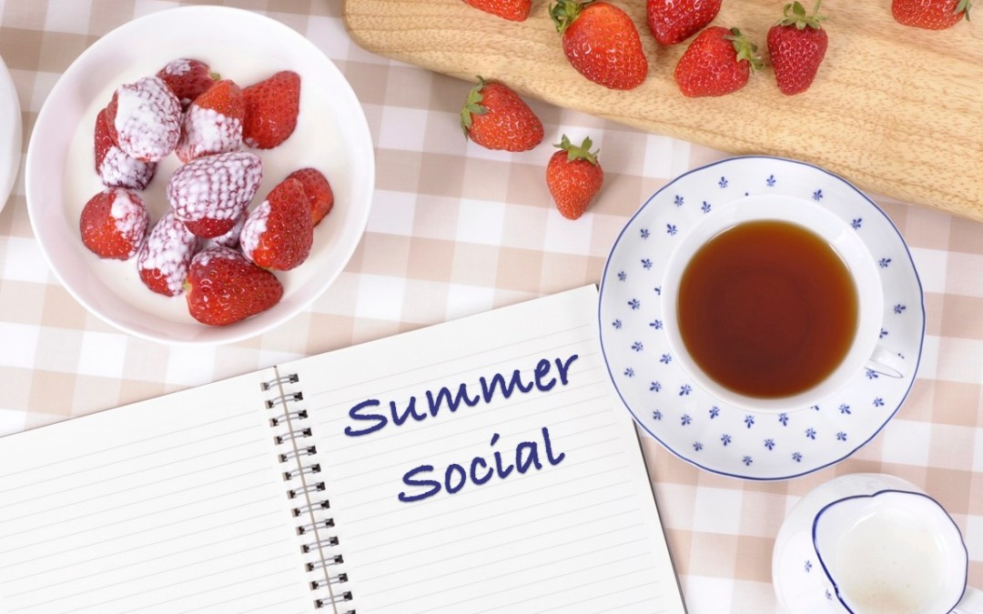 2015 Summer Social and Design Chat