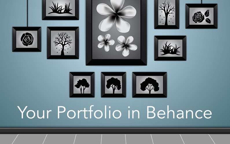 Your Portfolio in Behance